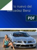 Lo nuevo de Mercedez Benz