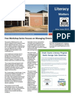 May June 2013 Newsletter