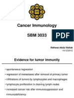 L12 Cancer Immunology