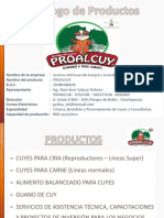 CUYES PROALCUY