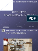 AUTOMATIC TRANSMISSION IN CARS.ppt