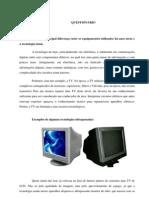 ATPS AUTOMAÇÃO INDUSTRIAL 1º BIMESTRE 1º SEM.