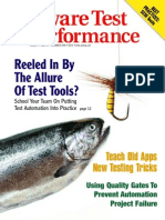 Software Test & Performance issue Dec 2008