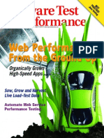 Software Test & Performance issue Mar 2009