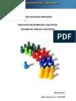 Informe Analisis Cualitativo Con Triangulacion