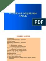 Diseno de Diques en Talud 2008