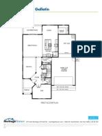 San Tan Heights Gallatin Floorplan