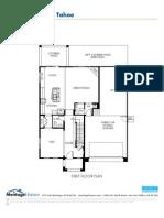 San Tan Heights Tahoe Floorplan