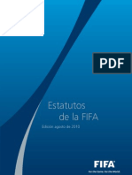 Estatutos de La FIFA