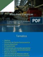 Clase Introductoria Maquinas Eléctricas