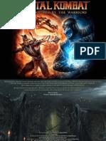 Digital Booklet - Mortal Kombat