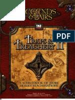 traps & treachery ii