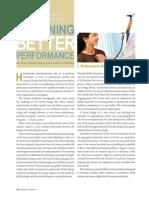 Designing Performance