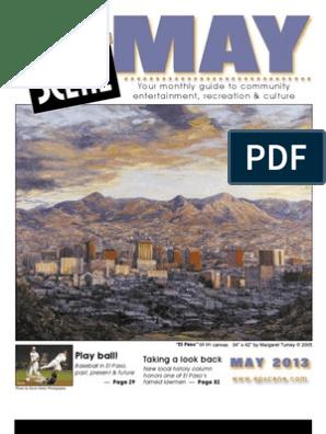 El Paso Scene May 2013 El Paso New Mexico