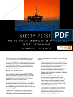 Offshore Safety