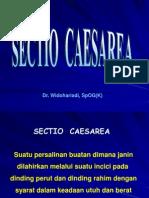 Sectio Caesarea