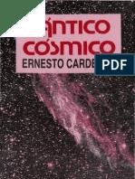Cántico Cósmico. Ernesto Cardenal.