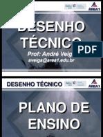 Desenho Técnico - (2012.I)