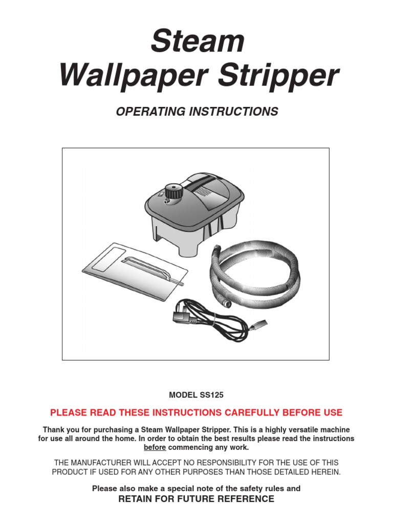 Steam Wallpaper Stripper | Ac Power Plugs And Sockets | Fuse (Electrical)