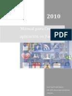 Manual Aplicacion Facebook