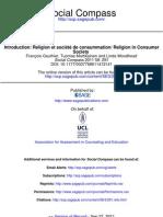 Social Compass-2011-Religion in Consumer Society