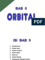 Bab 2 Orbital