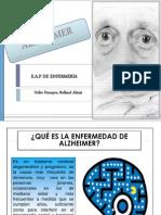 Alzheimer Plan de Cuidados Enfermeria