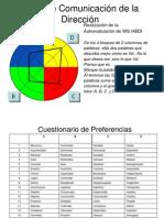 Clase 1b Comunicación de Dirección