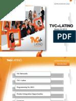 Tvc Latino Media Kit (f)