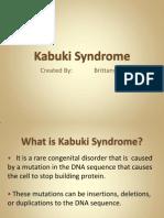 Kabuki Syndrome PowerPoint