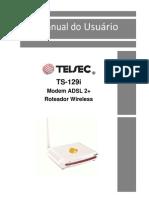 Ts-129i Um_pb231ts129iuma01a Rev b