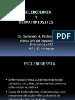 Esclerodermia y Dermatomiositis