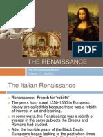Renaissance PowerPoint 1