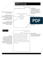 APA Format and Citation Style Guide