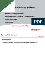 EPKS Overview Evolution
