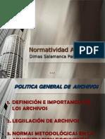 2Normatividad Archiv+¡stica 2010 DIMAS