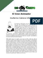 Cabrera Infante, Guillermo - El Gran Animador