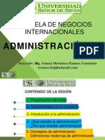 Sesión N°01 - 2012