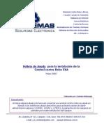 Manual de Instalacion y Usuario Exa de Sovica