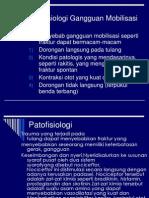 Patofisiologi Gangguan Mobilisasi.ppt