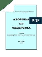 Apostila Comutação e Centrais Telefonicas