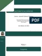 Tema 1 Conjuntos 2013