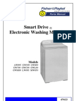 Fisher and Paykel MW059AU Parts Manual