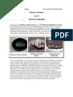 Las 32 Formas Cristalinas de Los Minerales