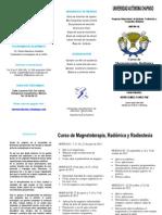 Magnetoterapia, Radionica y Radiestesia 02 Julio 2012