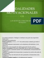 MODALIDADES MOTIVACIONALES