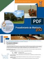 USACH_Procedimiento_Matricula