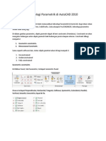 AutoCAD-Parametrik