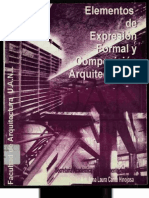 Elementos de Expresion Formal y Composicion Arquitectonica