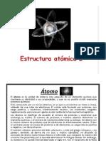 Estructura atómica I